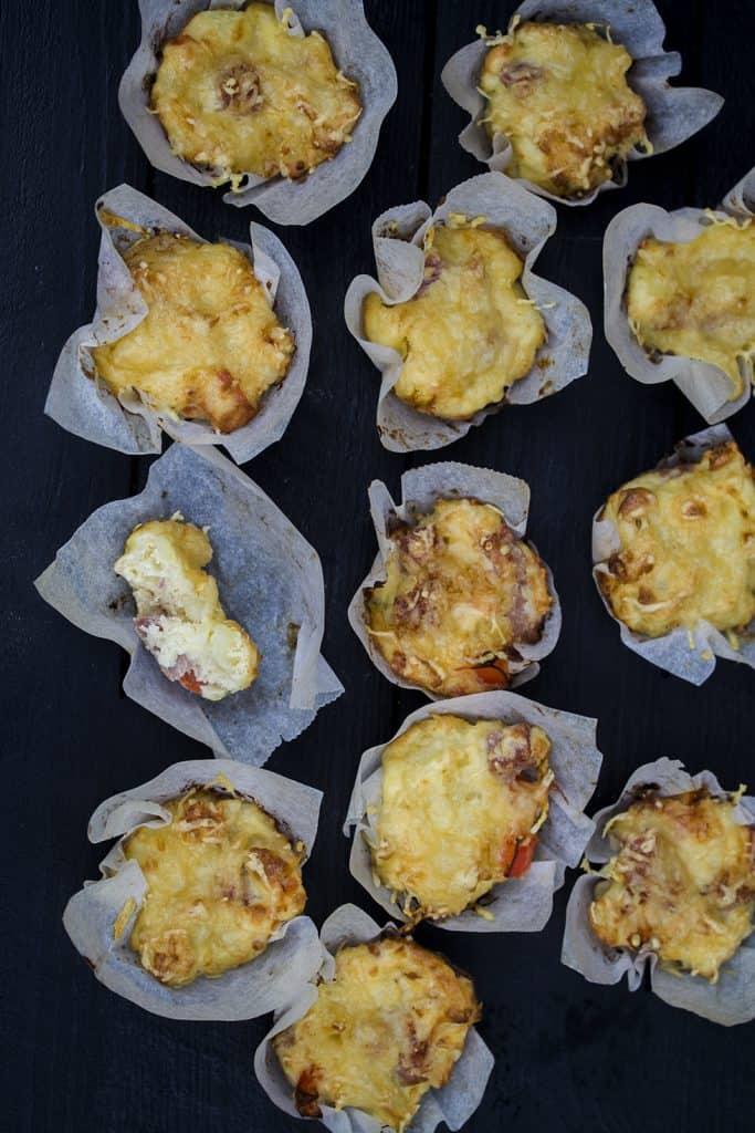 muffins utan mjöl